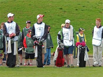 Become a Caddie at Northland Country Club | Caddie Program